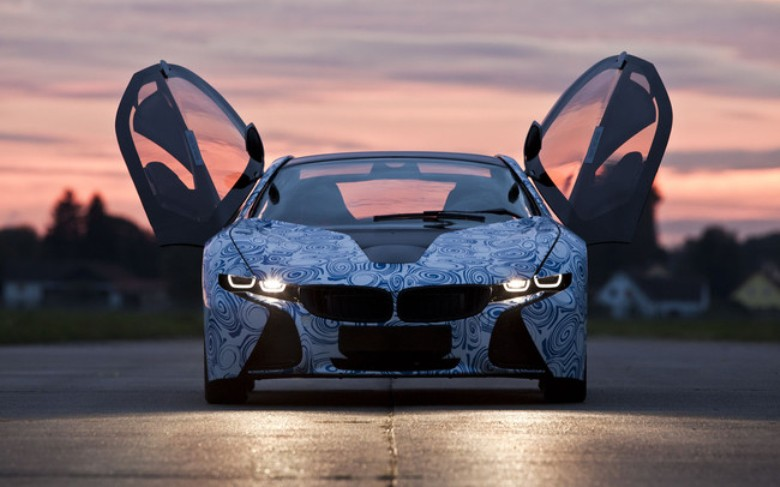 Vision EfficientDynamics от BMW