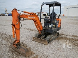 Ремонт генератора DOOSAN DX15 Mini Excavator
